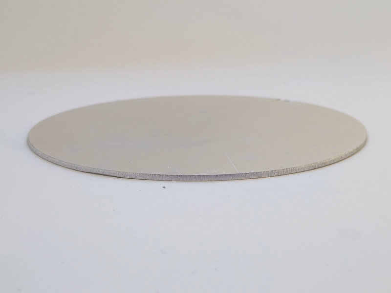circle aluminum sign blanks
